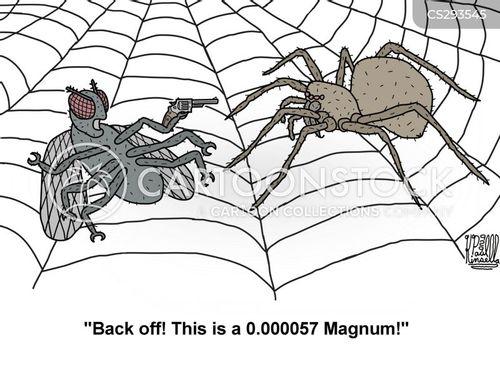 magnum cartoon