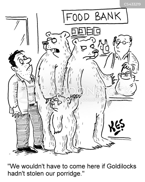 food-bank cartoon