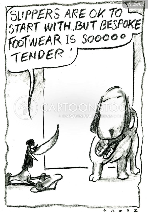 bespoke cartoon