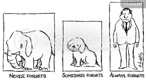 short-term memories cartoon