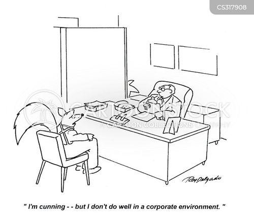 sly cartoon