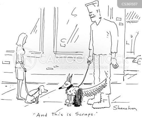 amalgamation cartoon