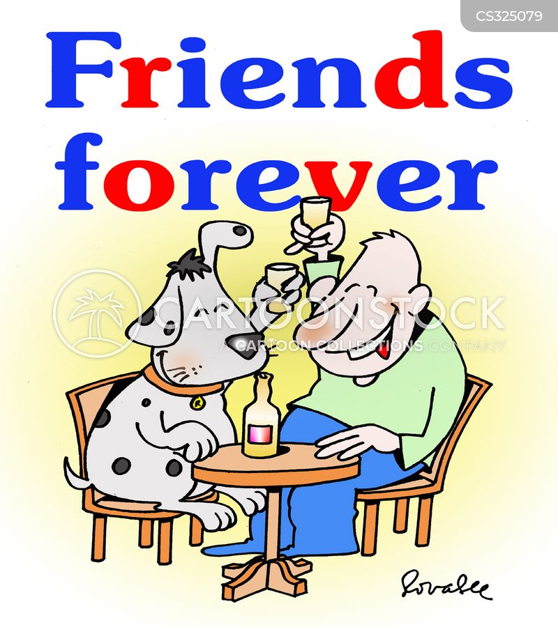 Good Friends cartoons, Good Friends cartoon, funny, Good Friends picture, Good Friends pictures, Good Friends image, Good Friends images, Good Friends illustration, Good Friends illustrations