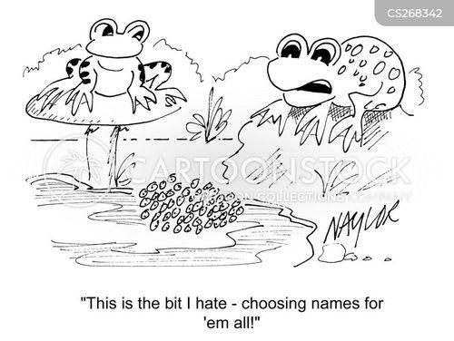 frogspawn cartoon