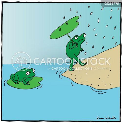 biodiversity cartoon