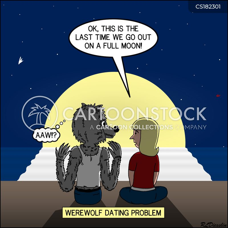 Werewolves dating