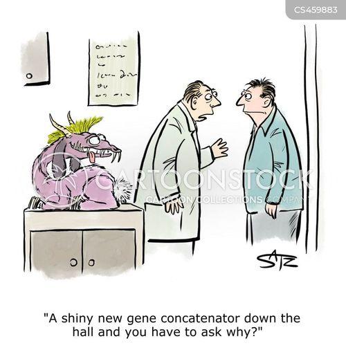 tailored cartoon