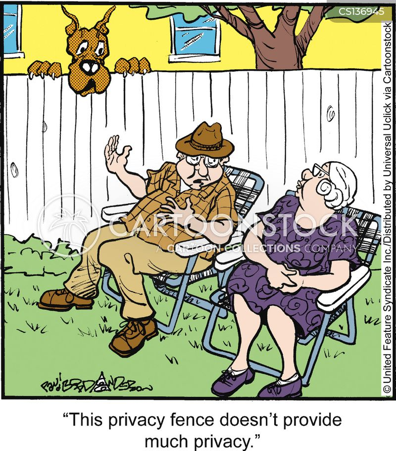 Nosy Neighbor Cartoons And Comics Funny Pictures From