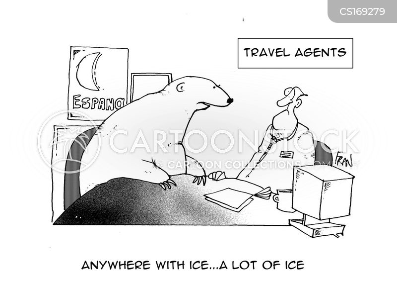 arctic cartoon