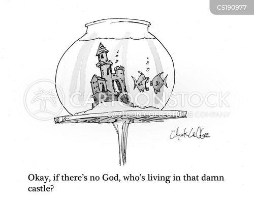 belief systems cartoon