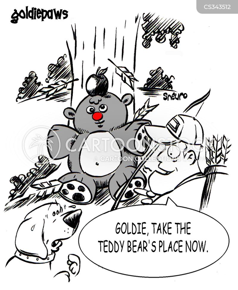 goldie cartoon