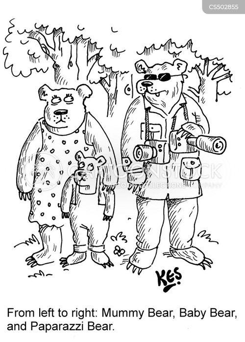 tabloid culture cartoon