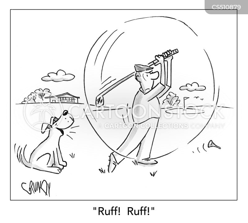 ruff cartoon
