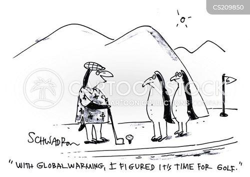 warmed cartoon