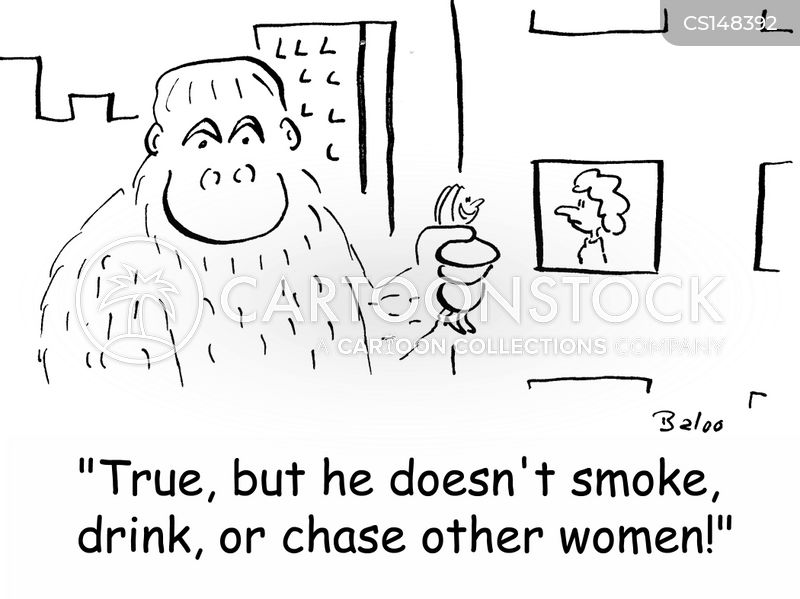 womanisers cartoon