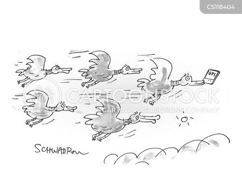 migrated cartoon
