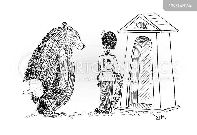 bear furs cartoon