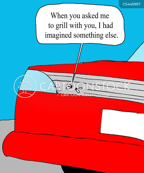 misinterprets cartoon