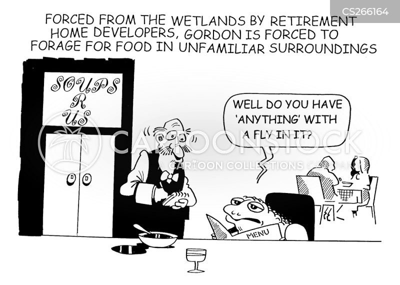 forage cartoon