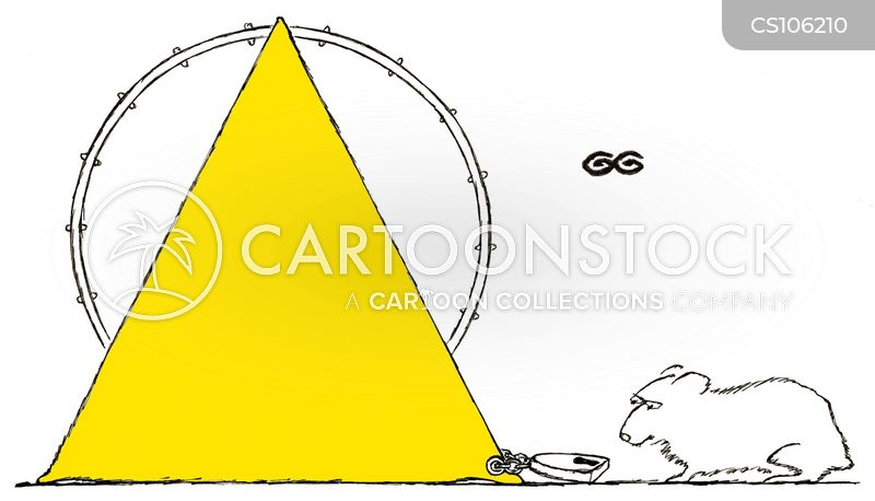 clamper cartoon