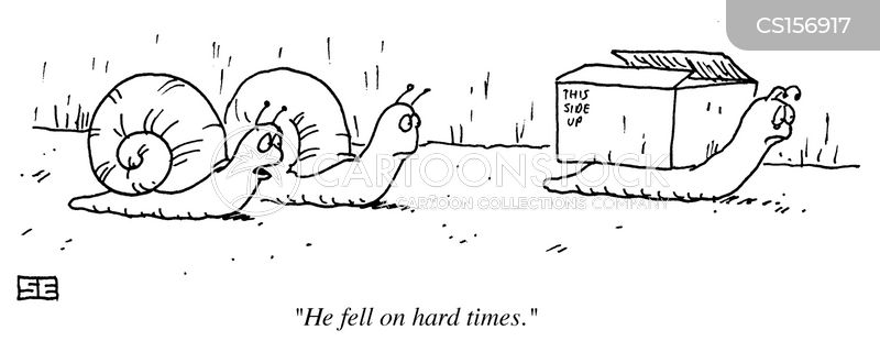 snail shell cartoon