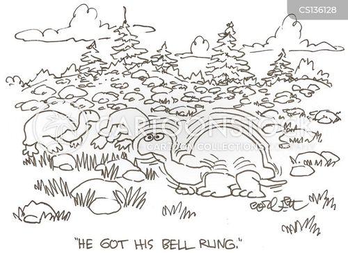 post traumatic stress cartoon