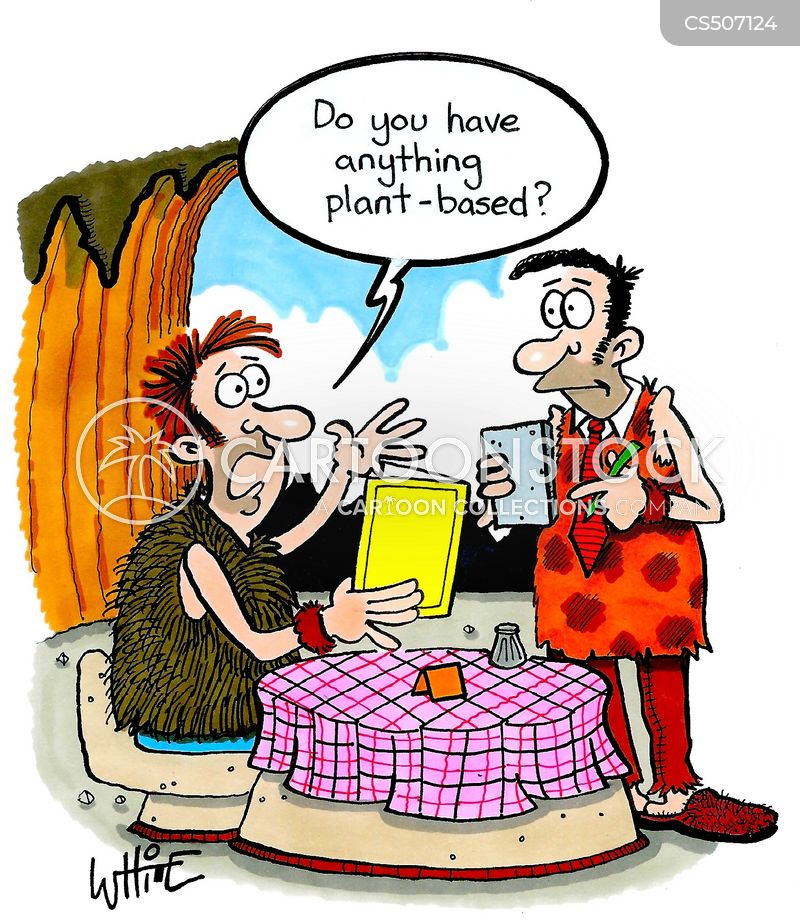 dietary requirement cartoon