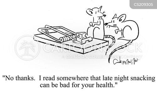 late night snack cartoon