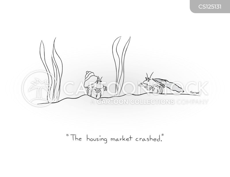 Market Crashes Cartoons and Comics - funny pictures from CartoonStock