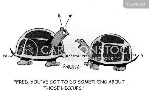 hiccoughs cartoon