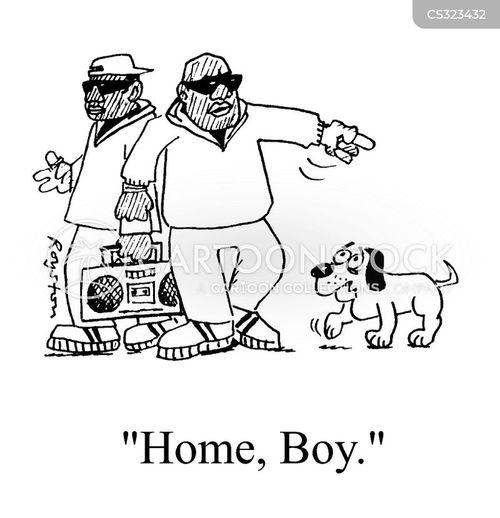 homeboy cartoon