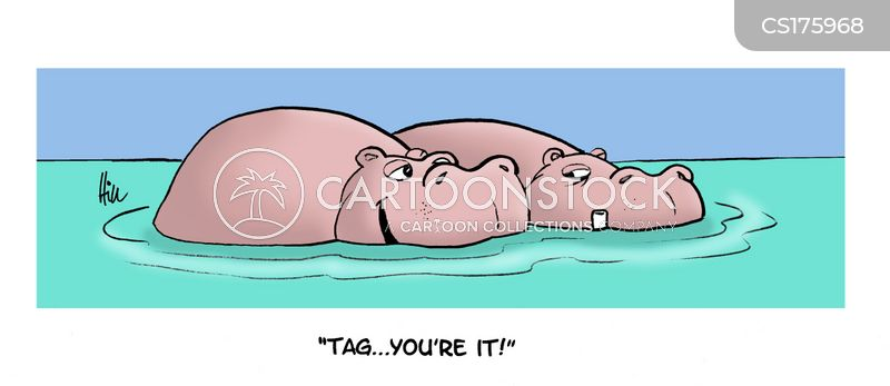 tags cartoon