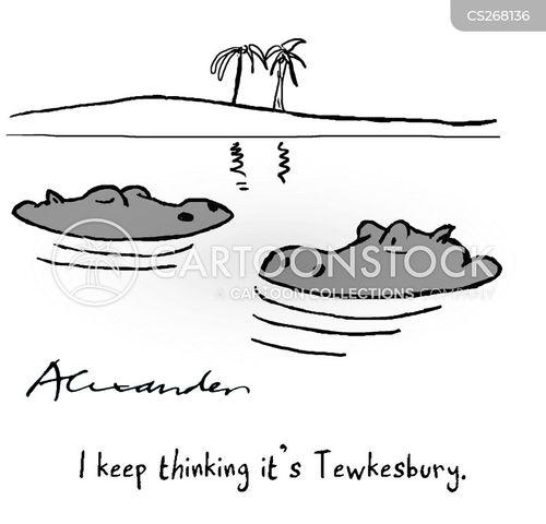 gloucestershire cartoon