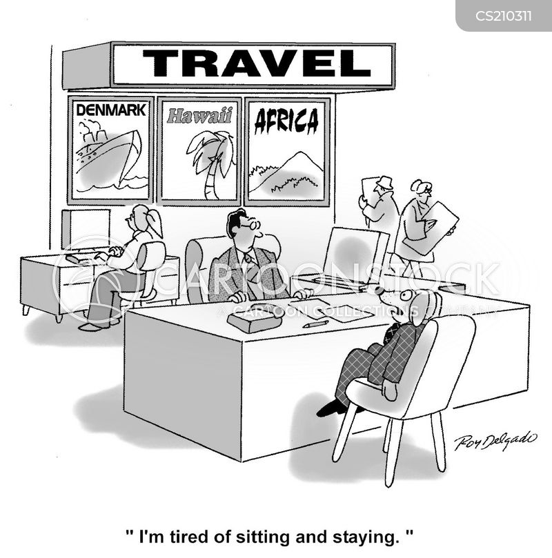package holidays cartoon
