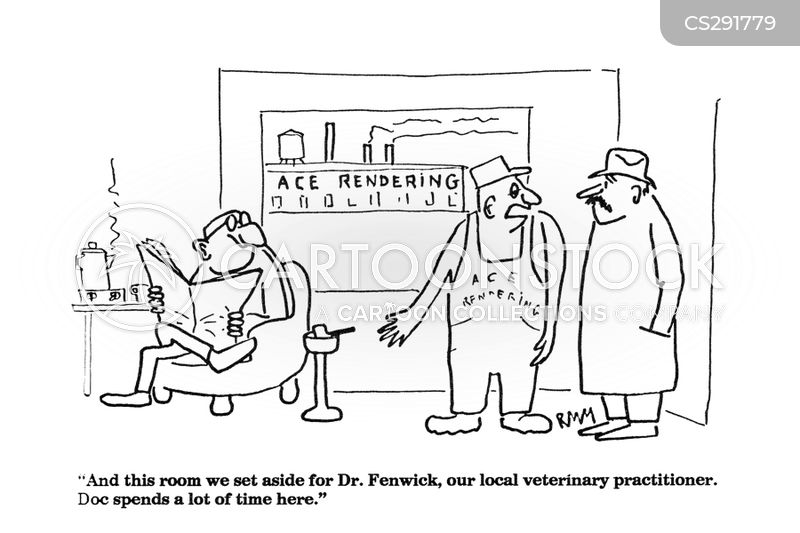 consultation room cartoon