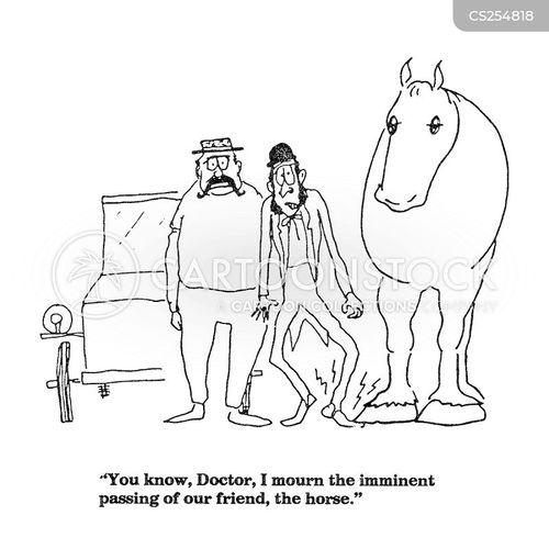carthorse cartoon