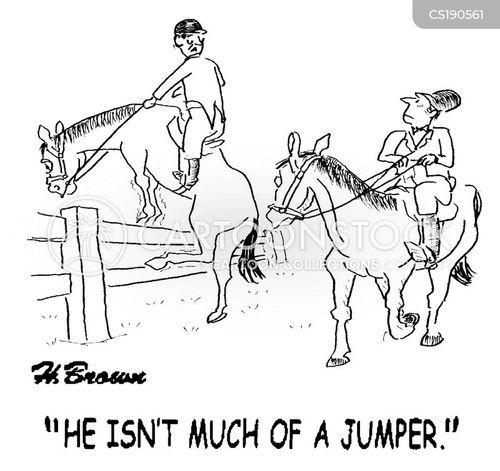 show jumpers cartoon