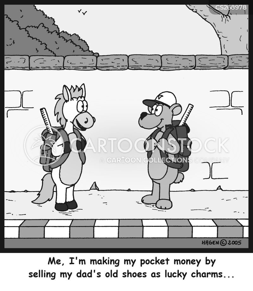 entreprenerial cartoon