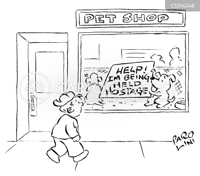 hostage situations cartoon
