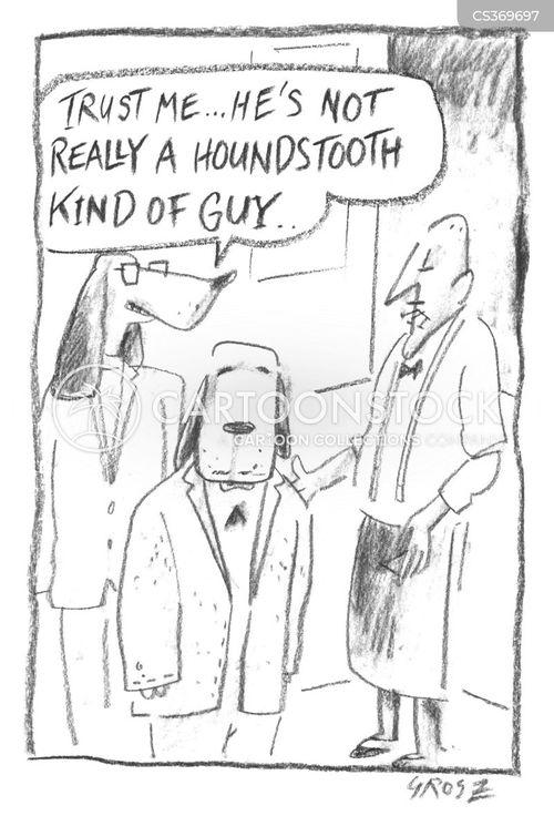 personal styles cartoon