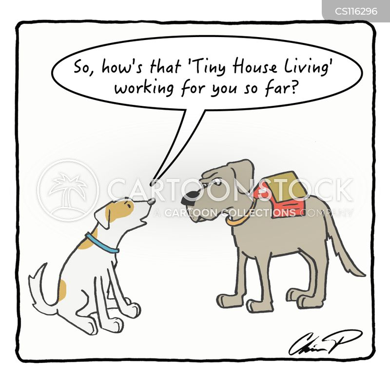 Tiny House cartoons, Tiny House cartoon, funny, Tiny House picture, Tiny House pictures, Tiny House image, Tiny House images, Tiny House illustration, Tiny House illustrations