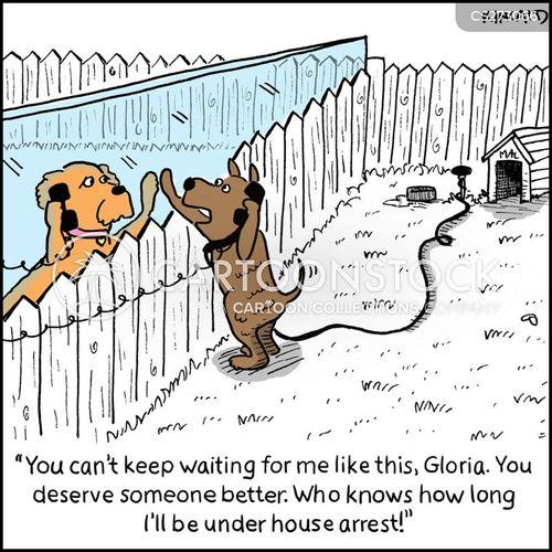 doomed romance cartoon