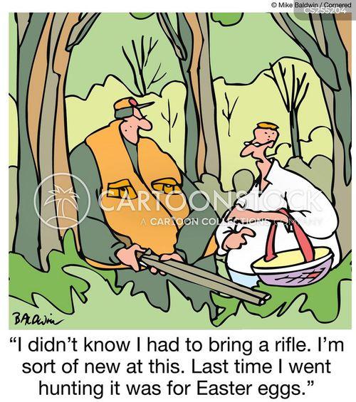 shot gun cartoon