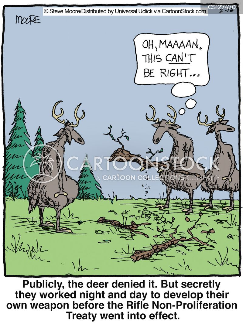 outdoorsmen cartoon