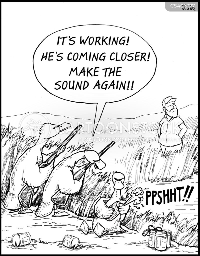 duck dynasty cartoon