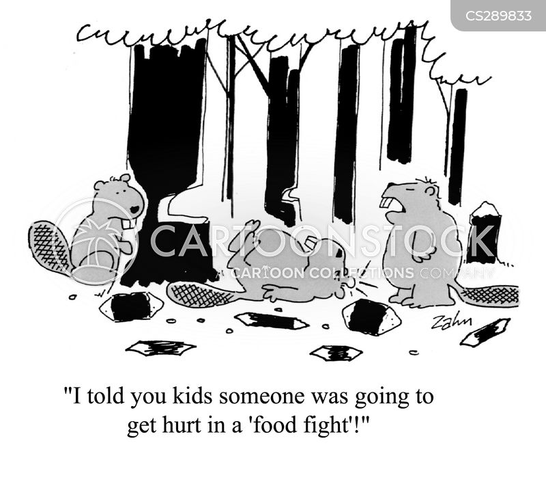 gnaws cartoon
