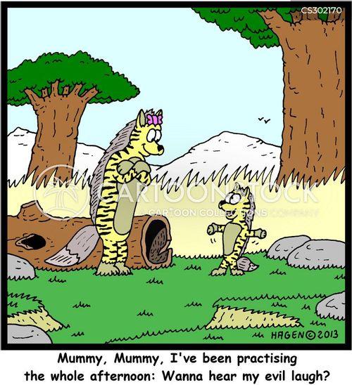 cackles cartoon