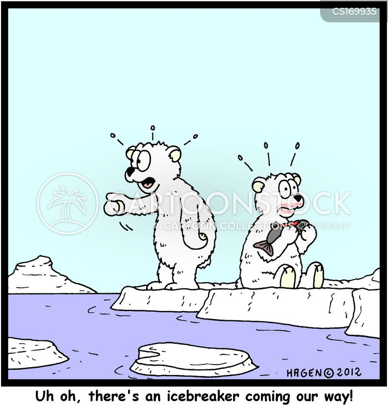Ice Breaker Cartoons and Comics - funny pictures from ...