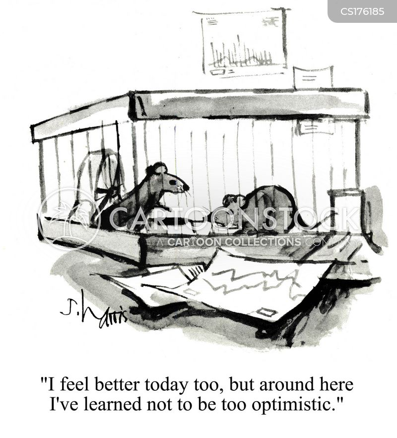laboratory animals cartoon