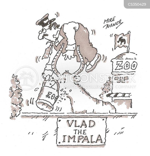 vlad the impaler cartoon